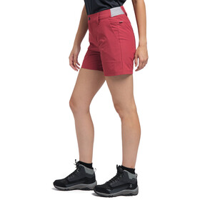 Haglöfs Amfibious Korte Broek Dames, brick red